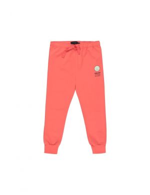 Tiny Cottons HELLO PANT light red/cream
