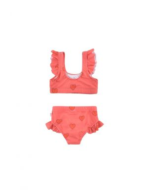 Tiny Cottons Hearts Swim Set