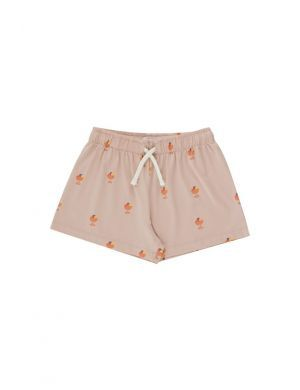 Tiny Cottons Ice Cream Cup Short Dusty Pink/Papaya