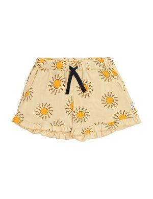 CarlijnQ Ruffled Shorts Sunshine