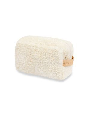 1+ in the family Toiletry Bag Ecru