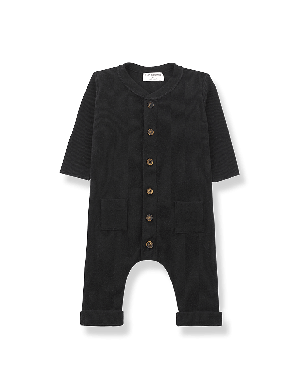 1+ in the family Toulouse jumpsuit black