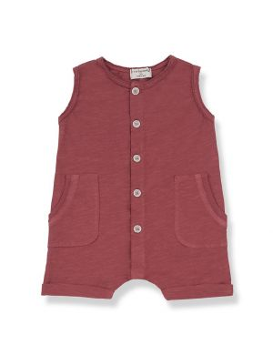 1+ in the family Troia Romper Red
