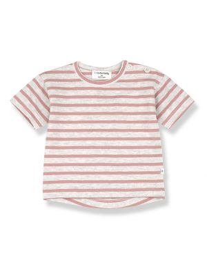 1+ in the family Vence t-shirt Rose