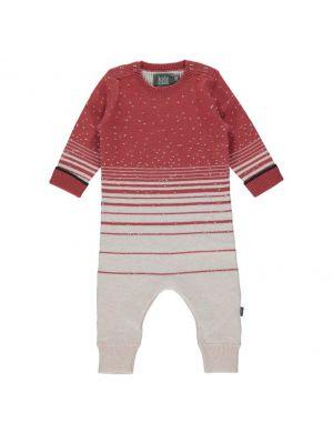Kidscase Leo NB suit pink